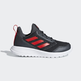 AltaRun Shoes Grey Six / Active Red / Cloud White CG6020