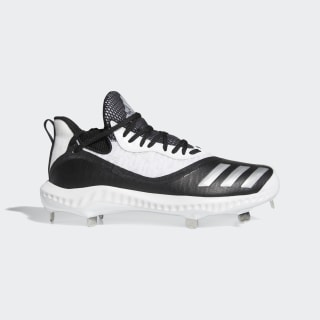 Icon V Bounce Iced Out Cleats Core Black / Silver Metallic / Cloud White EE4131