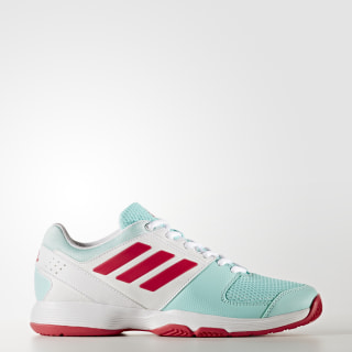 Zapatillas DE TENIS Barricade Court ENERGY AQUA F17/ENERGY PINK F17/FTWR WHITE BY1653
