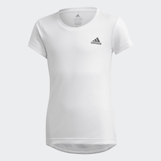 T-shirt AEROREADY White / Black FM5873