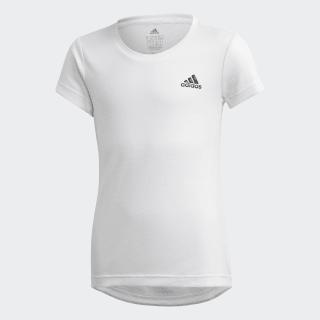 T-shirt AEROREADY White / Black FM5873