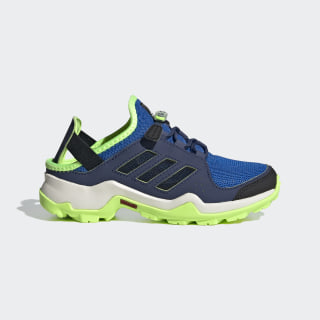 Terrex Hyrdoterra Shandal Water Shoes Glory Blue / Core Black / Signal Green EE8465