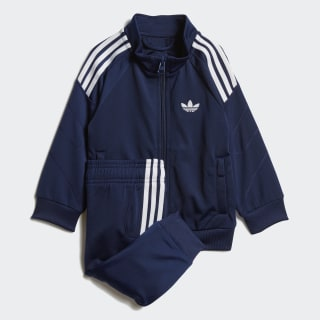 Спортивный костюм Flamestrike Dark Blue / White DV2834