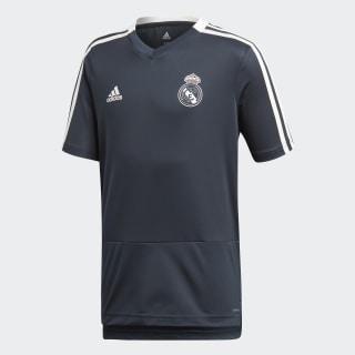 Camisa Treino Real Madrid Tech Onix / Core White CW8647