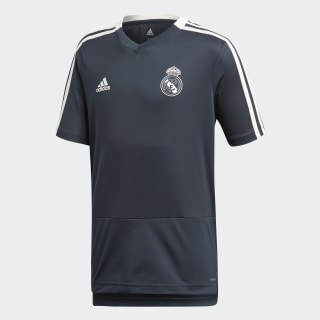 Camiseta entrenamiento Real Madrid Blue / Core White CW8647