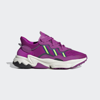 OZWEEGO Shoes Vivid Pink / Solar Green / Core Black EH1197