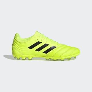 Bota de fútbol Copa 19.3 césped artificial Solar Yellow / Core Black / Solar Yellow EE8152
