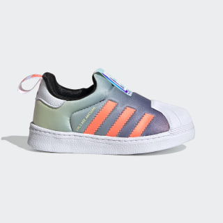 Superstar 360 Girls Are Awesome Ayakkabı Cloud White / Icey Pink / Signal Coral FW8125
