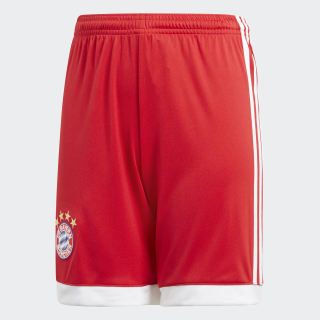 FC Bayern Munich Home Shorts Fcb True Red/White AZ7948