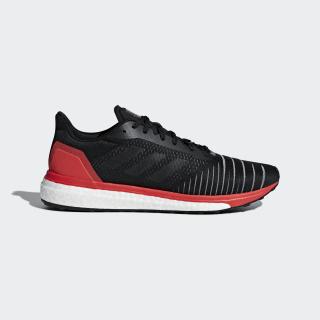 Solar Drive Shoes Core Black / Core Black / Hi-Res Red AC8134