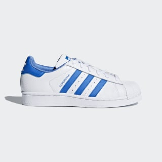 Zapatillas Superstar FTWR WHITE/BLUE/COLLEGIATE ROYAL CQ2699