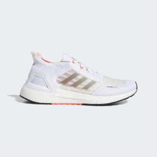 Ultraboost Summer.RDY Shoes Cloud White / Core Black / Solar Red EH1208
