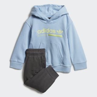 Комплект: худи и брюки Kaval clear sky / grey six DV2334