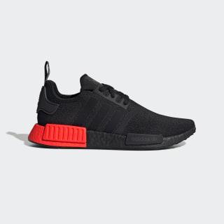 Zapatillas NMDR1 core black/core black/solar red EE5107