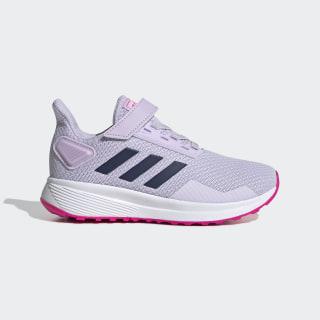 Duramo 9 Shoes Purple Tint / Tech Indigo / Shock Pink EH0545