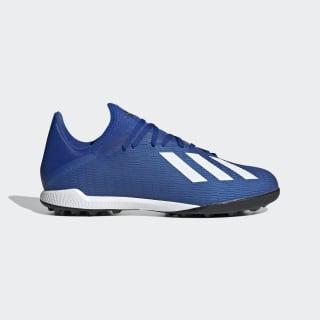X 19.3 Turf Shoes Team Royal Blue / Cloud White / Core Black EG7155