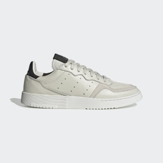 Supercourt Shoes Raw White / Crystal White / Core Black FU9490