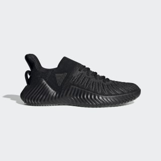 Alphabounce Trainer Shoes Core Black / Core Black / Grey Six CG5676