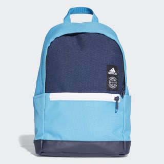 Classic Backpack Shock Cyan / Collegiate Navy / White DW4764