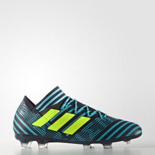 Zapatos de Fútbol Nemeziz 17.2 Terreno Firme LEGEND INK F17/SOLAR YELLOW/ENERGY BLUE S17 S80595