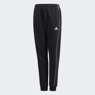 Core 18 Sweat Pants Black / White CE9077