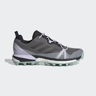 Sapatos de Caminhada Skychaser LT GORE-TEX TERREX Grey Four / Core Black / Green Tint EF3351