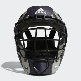 Catcher's Helmet Collegiate Navy / Silver AZ3814