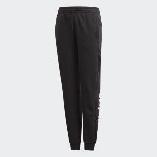 Essentials Linear Pants Black / White DV0334