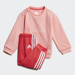 Спортивный костюм Must Haves Glory Pink / White FM6402