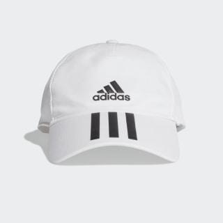 Jockey Béisbol AEROREADY 4ATHLTS White / Black / Black FK0880