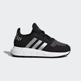 Swift Run Shoes Core Black / Silver Metallic / Cloud White CQ2704