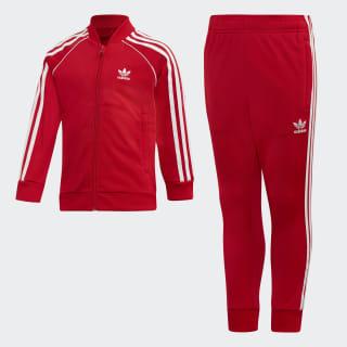 Pants Con Sudadera Superstar Scarlet / White EI9866