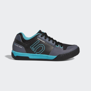 Five Ten Freerider Contact Shoes Carbon / Shock Green / Onix BC0778