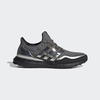 Ultraboost Shoes Grey Four / Silver Metallic / Core Black EG8103