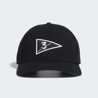 Mũ Golf Flag Black FL7657