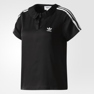3-Stripes Polo Shirt Black BR4564