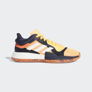 Marquee Boost Low Shoes Flash Orange / Cloud White / Legend Ink EF9802