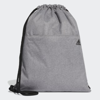 Sac de sport Training ID Heathered Core Heather / Core Heather / Black DU0800