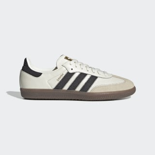 Samba OG FT Schuh Off White / Carbon / Linen EE5458
