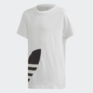 Big Trefoil T-Shirt White / Black FM5680