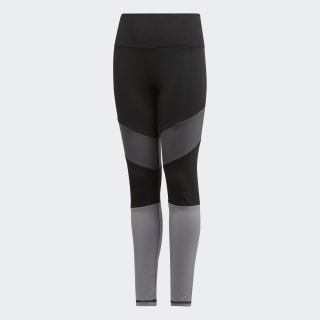 Bold High-Rise Tights Black / Grey Six / White DV2751