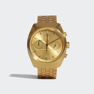 Process_Chrono3 Watch Gold Metallic / Black CL4736