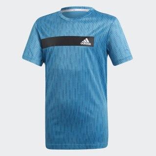 Camiseta YB TR COOL TEE Blue /  Collegiate Navy DV1362