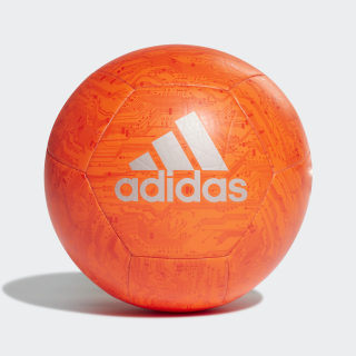 adidas Capitano Ball Solar Red / Active Red / Silver Metallic DY2567