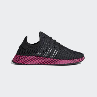 Deerupt Runner Shoes Carbon / Core Black / Shock Pink DB2687