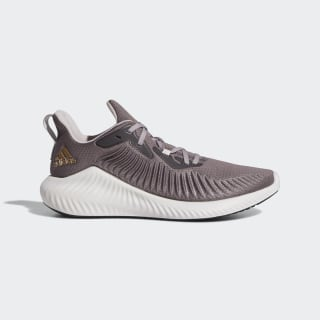 Tenis Alphabounce+ Run Vision Shade / Copper Metalic / Orchid Tint G28572