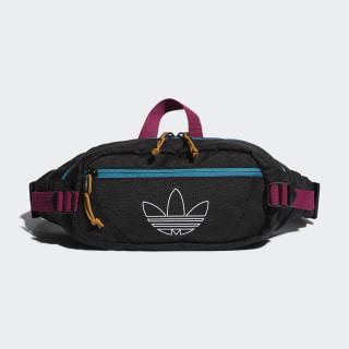 Utility Crossbody Bag Black CL5460