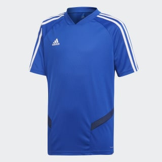 Tiro 19 Training Jersey Bold Blue / Dark Blue / White DT5292
