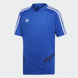 Tiro 19 Training Voetbalshirt Bold Blue / Dark Blue / White DT5292