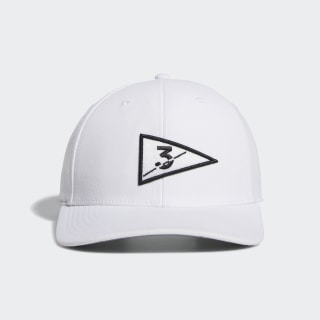 Casquette Golf Flag White FL8482